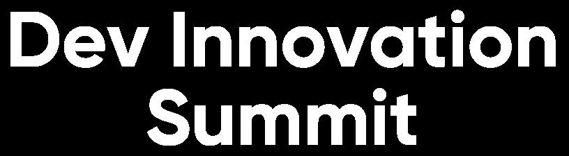 Dev Innovation Summit
